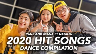 2020 Hit Songs Siblings Dance | Ranz and Niana Ft Natalia