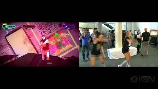 Just Dance 3 - Katy Perry - California Gurls