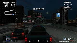 gran turismo 4 dodge ram 1500 laramie hemi quad cab 04 hybrid cockpit view ps2 gameplay hd