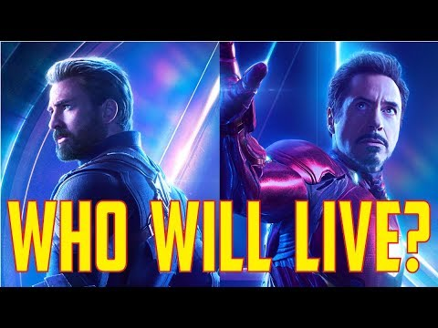 Download Avengers 4 Endgame: Someone Has to Die | CinemaWins