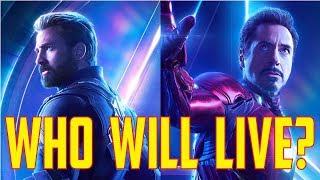 Avengers 4 Endgame: Someone Has to Die | CinemaWins