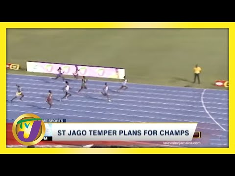 St. Jago Temper Plans for Champs | TVJ Sports | Jamaica Sports