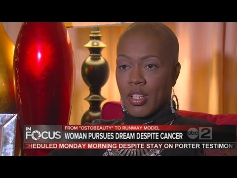 Cancer isn't keeping Baltimore woman from dreams