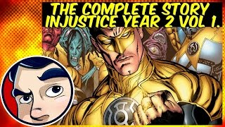 Injustice Year 2 Vol.1 (Green Vs Yellow Lanterns) - Complete Story