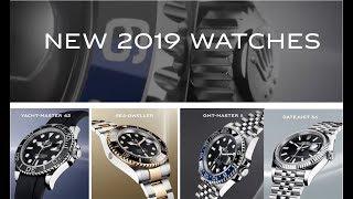 Rolex 2019 New Models