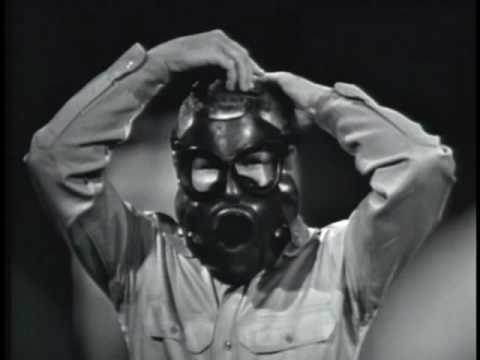 Respirator Fitting 1962 USDOD