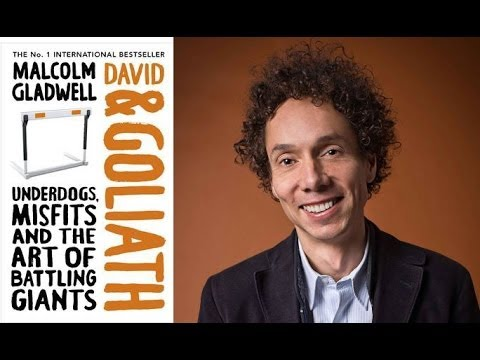 Malcolm Gladwell BBC interview on David and Goliath Underdogs, Misfits and the Art of Battling  Gian