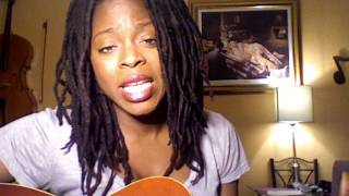 BERES HAMMOND - I FEEL GOOD - (ACOUSTIC - RUBY COLLINS)