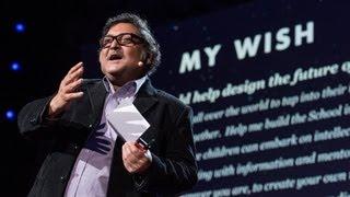 Sugata Mitra: la construction d'une École dans le Nuage