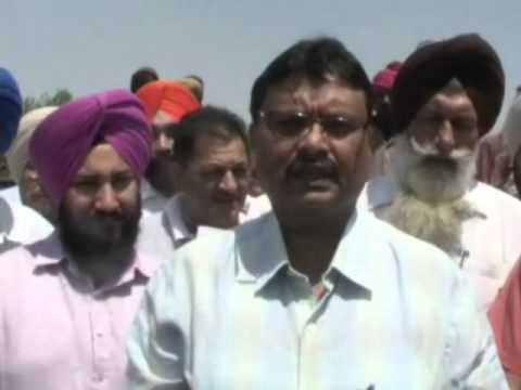 Gurdaspur DC reviews wheat procurement