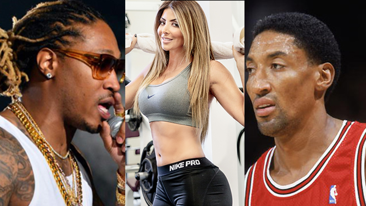 Future on Rent Money Diss Scottie Pippen & Larsa Pippen on