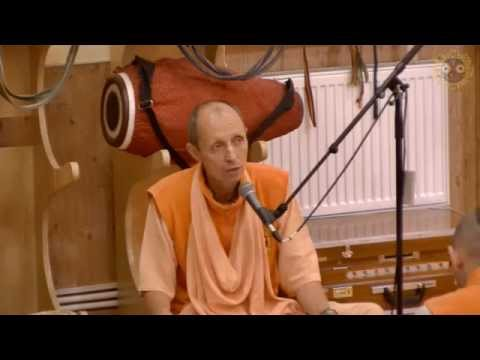 Шримад Бхагаватам 1.8.28 - Бхакти Ананта Кришна Госвами