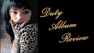 浜崎 あゆみ [Hamasaki Ayumi] Duty Album Review
