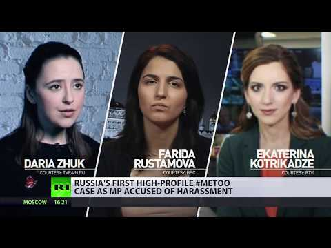 #MeToo in Russia: Media boycotting Russian parliament after MP accused of harassment