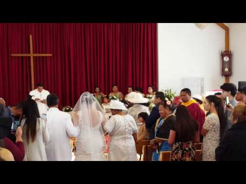 Nathan and Oina Wedding 4 June 2016 - Oina