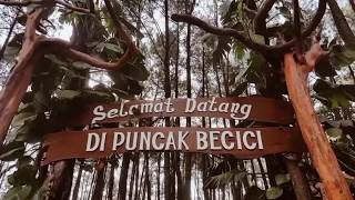Explore Puncak Becici, Gunung Kidul, Indonesia