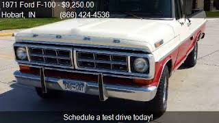 1971 Ford F-100  for sale in Hobart, IN 46342 at Haggle Me