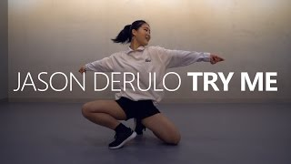 [ Beginner Class ] Jason Derulo - TRY ME(feat.Jennifer Lopez,Matoma) / Choreography.WENDY