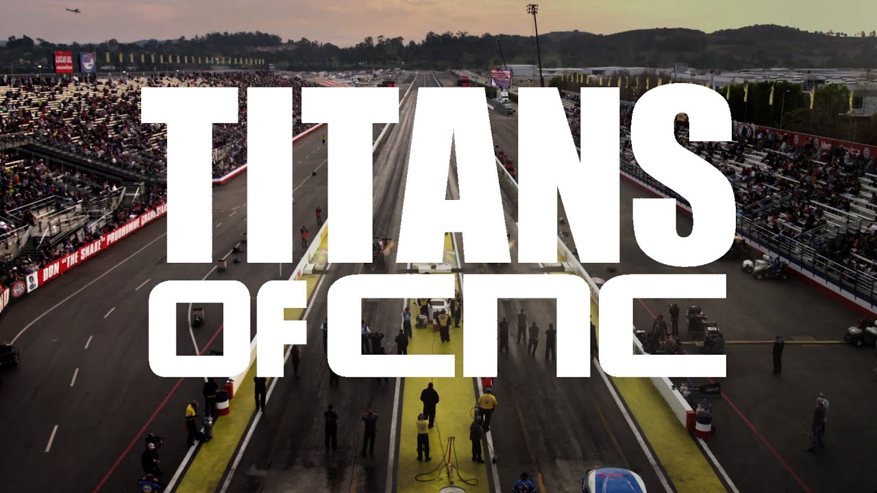 TITANS of CNC - Season 2 Highlights