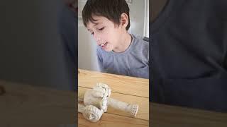 як зробити з пластиліну гармату