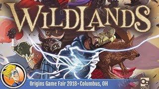 Wildlands — game preview at Origins 2018