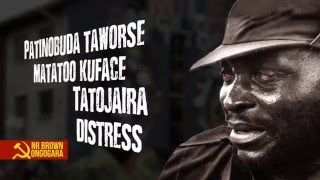 Jnr Brown  - Tongogara (Official Lyric Video) #Tongogara