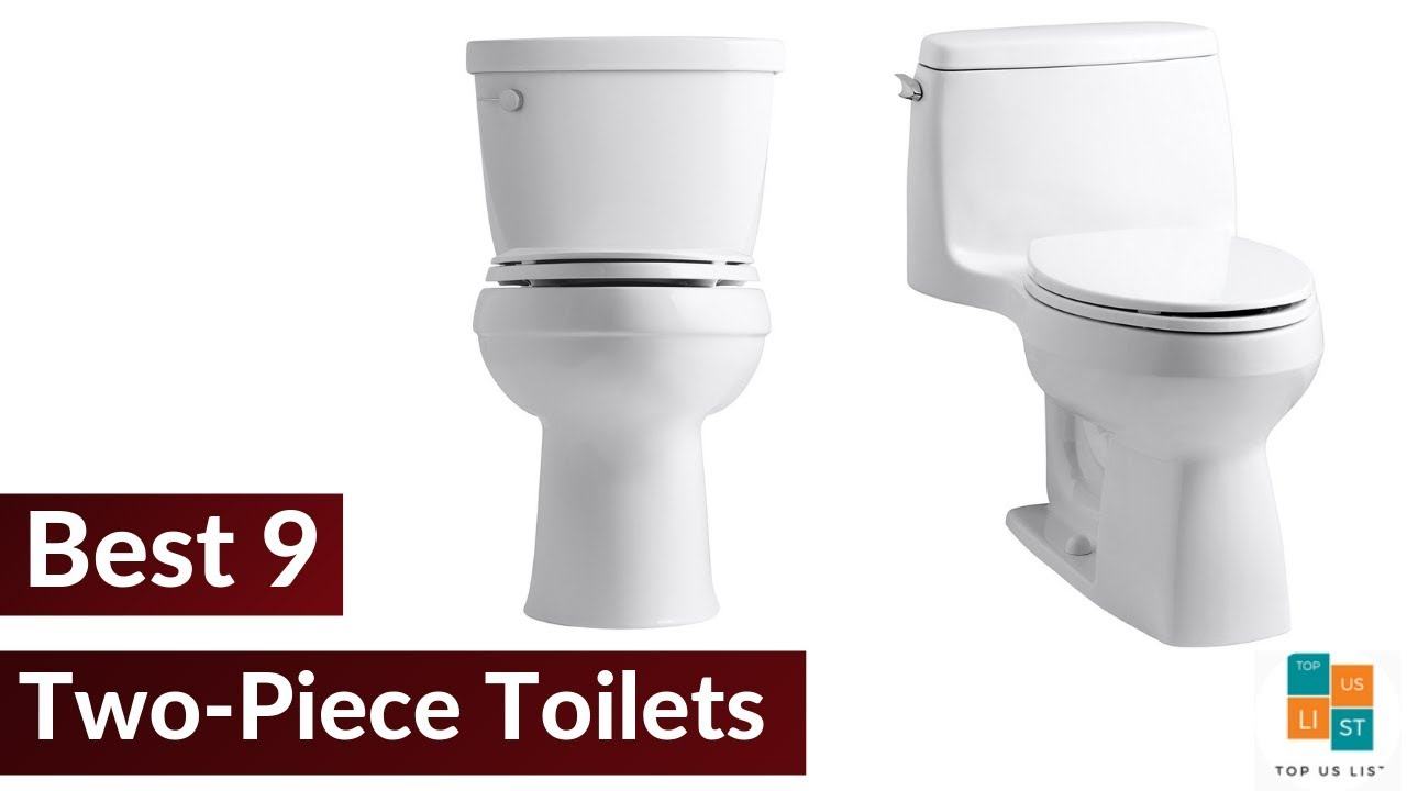 Best Toilets 2020.Top 9 Best Two Piece Toilets Of 2020 Updated List