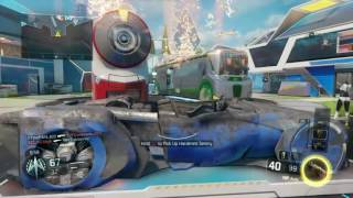 black ops 3 sweat fest with vmp submachine gun vmp best class setup the best smg in bo3