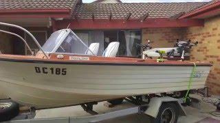 My boat restoration project