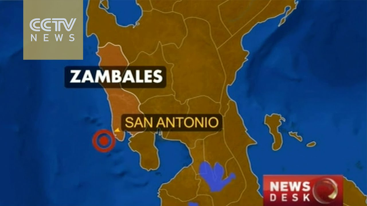 Northern Philippines jolted by magnitude 6.1 earthquake