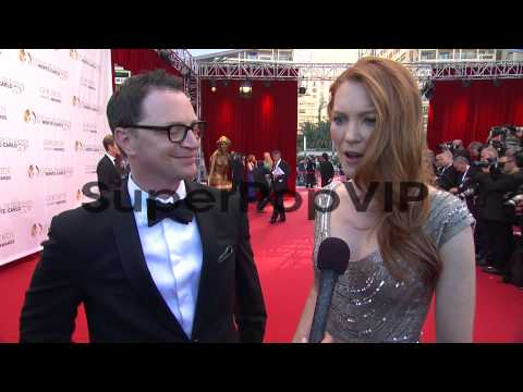 Darby Stanchfield and Joshua Malina on being ...