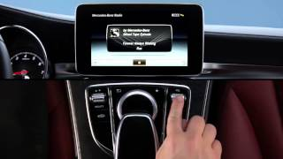 How To Mercedes Benz Radio - mbrace Apps