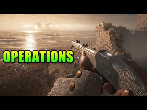Battlefield 1 Operations Review - Better Than Rush
