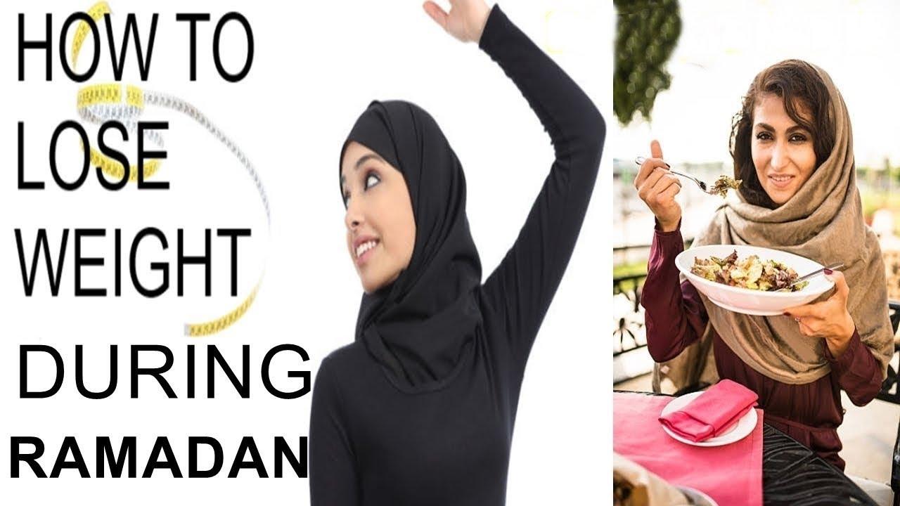 Gewichtsverlust während des Ramadan