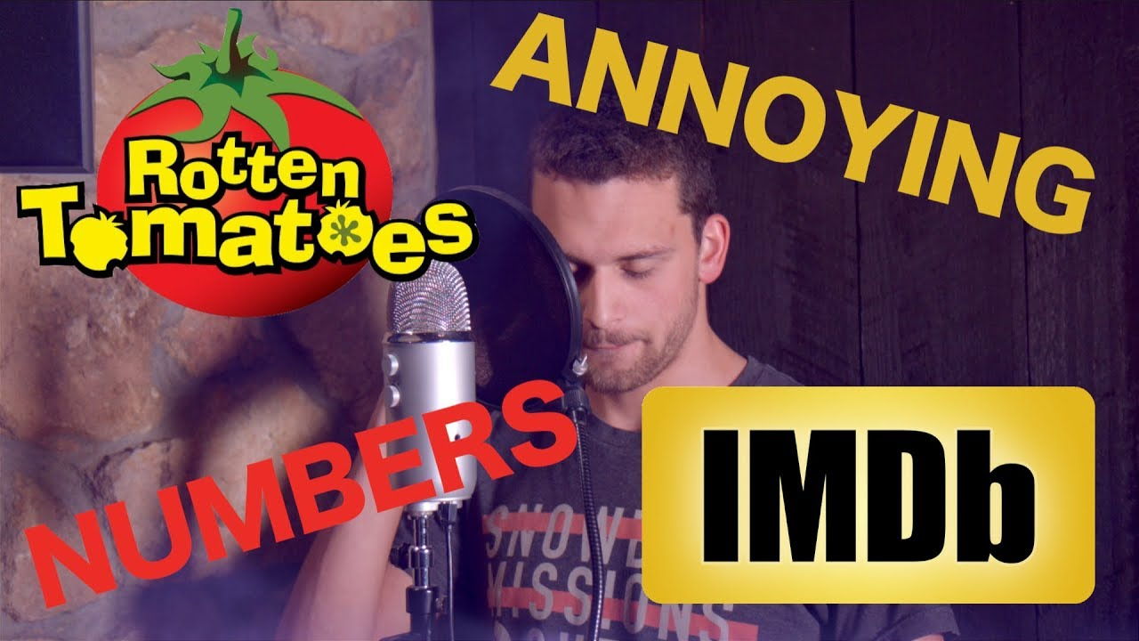 Why I hate Rotten Tomatoes and IMDb Rating Systems