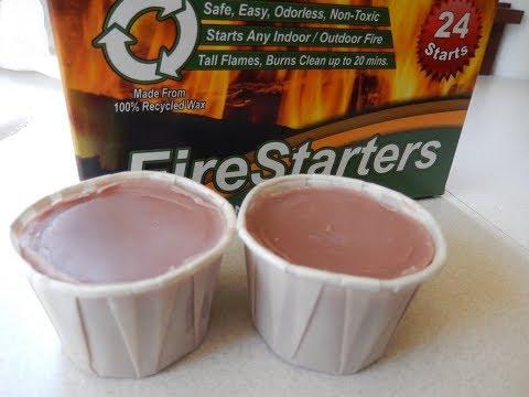 EnviroLog - FireStarter