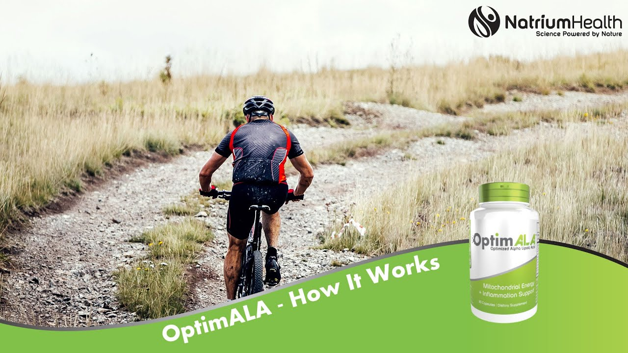 OptimALA Optimized Alpha Lipoic Acid: How It Works | Natrium Health