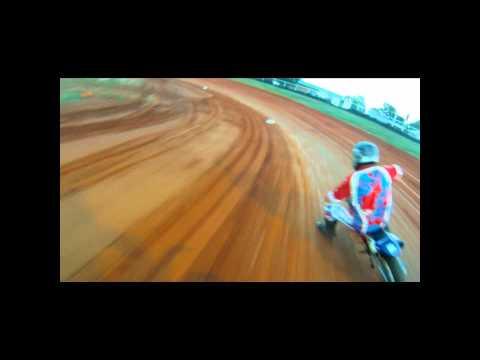 Mad Dawg Flat Track Motorcycle Race Main 1 Cactus Speedway Bullard, TX 6-16-12
