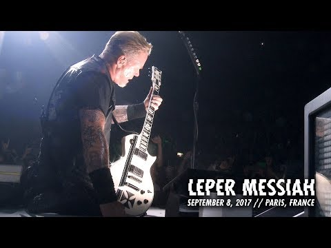 Смотреть клип Metallica - Leper Messiah