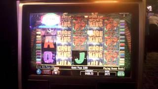 Caveman Slot Machine Bonus