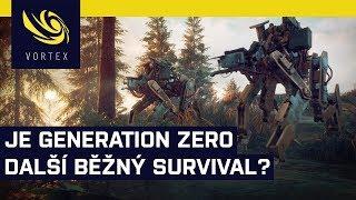 Zahráli jsme si Generation Zero - zajímavý survival ze Skandinávie plný robotů