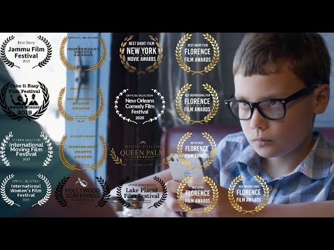 TYLER (2020) - Award Winning LGBT Short Film [Inspirational] #tylershortfilm
