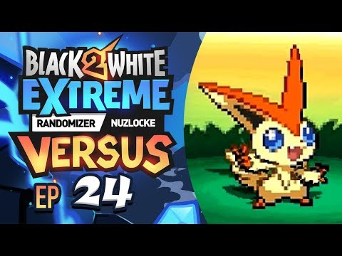 A CHANCE FOR REDEMPTION! - Pokémon Black 2/White 2 EXTREME Randomizer Nuzlocke Versus! Episode #24