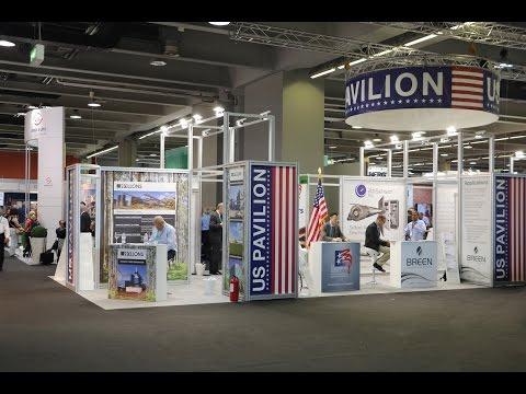 U.S. Pavilion at POWER-GEN Europe
