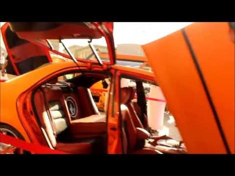 Highly Modified Orange Matte Mazda 6 – Extreme Car Park Show