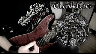 Eluveitie - Inis Mona Guitar Cover By Siets96 (HD)