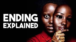 Us Ending Explained & Movie Breakdown