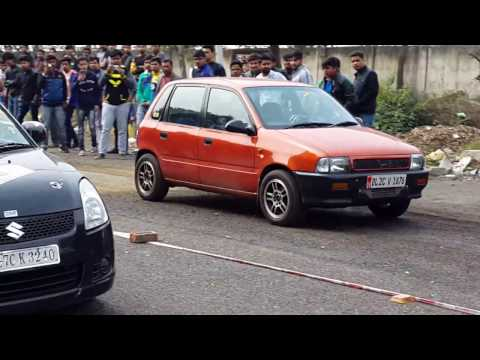 Drag Race, #Delhi Technological University #2016