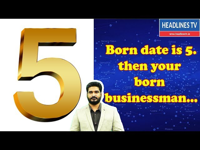 Number 5 Numerology, Personality, Astrology, Life Path in Tamil