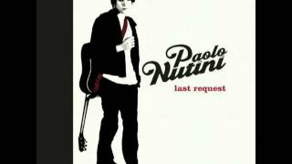 Last Request Piano Instrumental - Paolo Nutini +download link